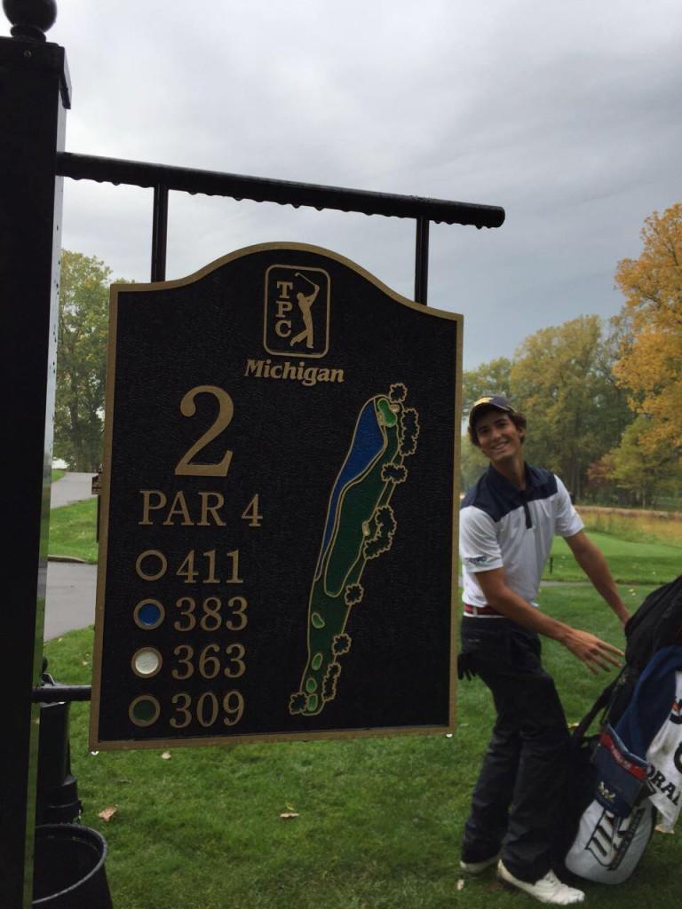 Jaime Kreisler nos cuenta su experiencia gracias a las becas de golf en USA